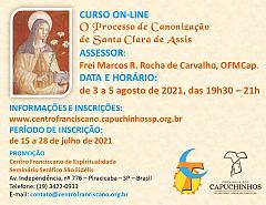 O Processo de Canonização de Santa Clara de Assis